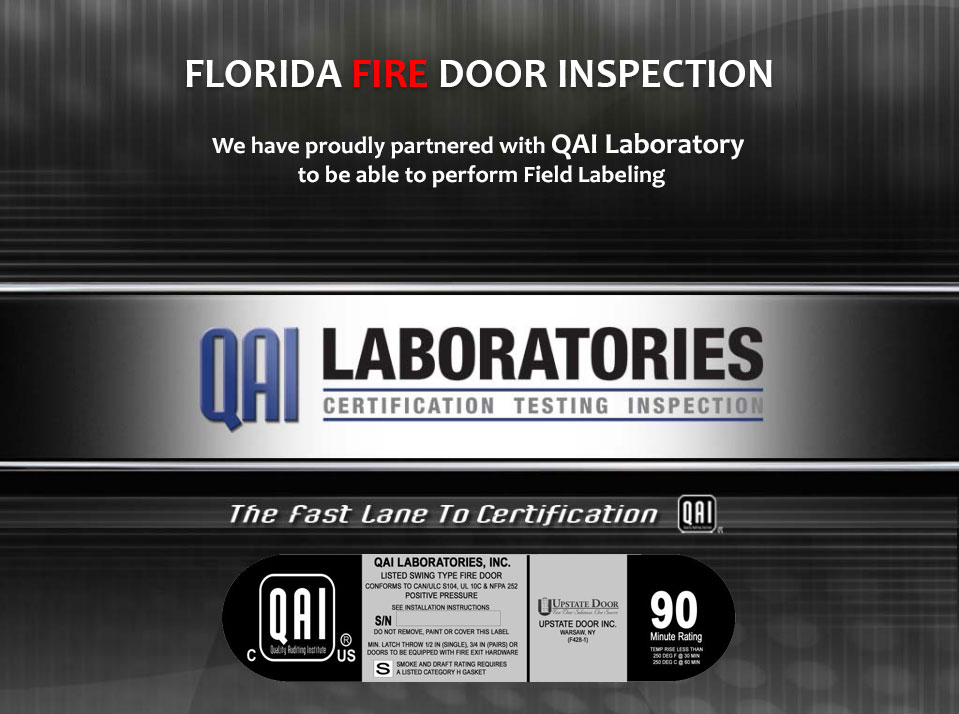 qai certified label